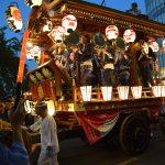 熊谷うちわ祭り